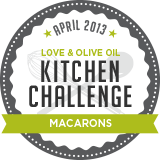 April Kitchen Challenge - Macarons