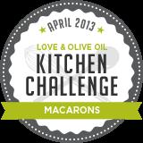 April Kitchen Challenge - Macarons