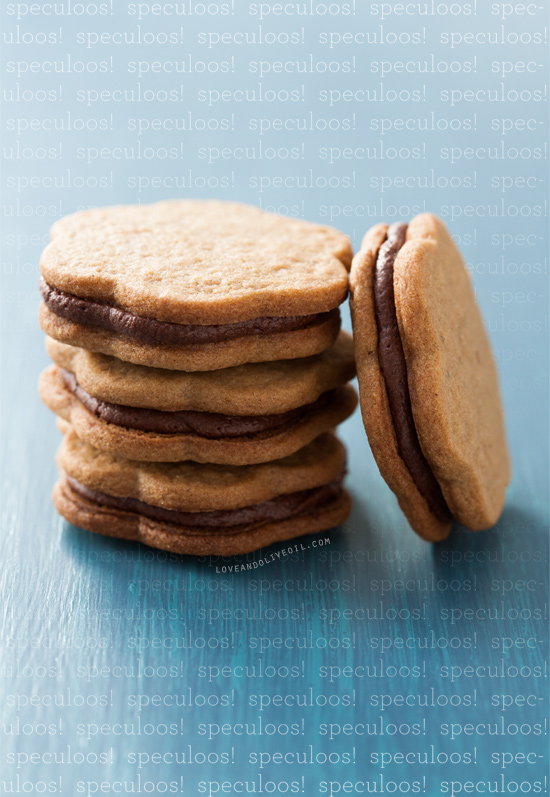 Homemade Biscoff Cookies Recipe