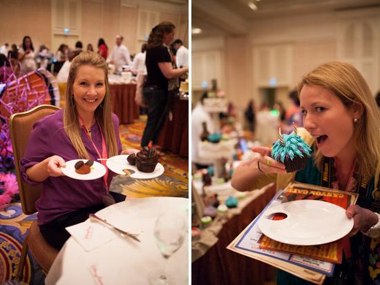 Left: Meagan, Right: Ashley