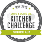 May Kitchen Challenge - Ginger Ale