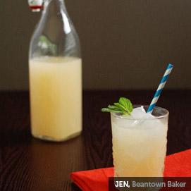 Kitchen Challenge, Ginger Ale: Jen