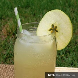 Kitchen Challenge, Ginger Ale: Nita