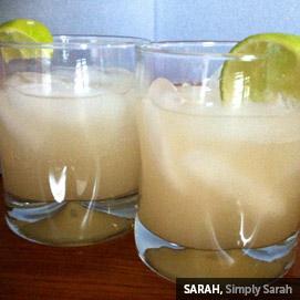 Kitchen Challenge, Ginger Ale: Sarah