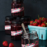 Strawberry Hibiscus Jam