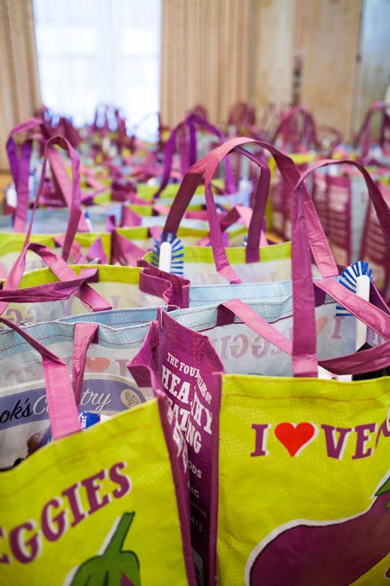 Food Blog Forum Swag Bags