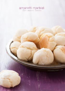 Amaretti Morbidi Cookies