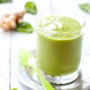 Spinach and Ginger Green Smoothie