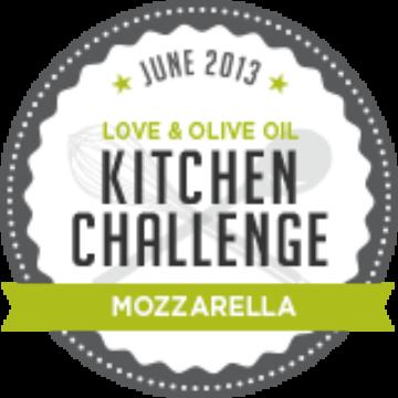 June Kitchen Challenge - Mozzarella
