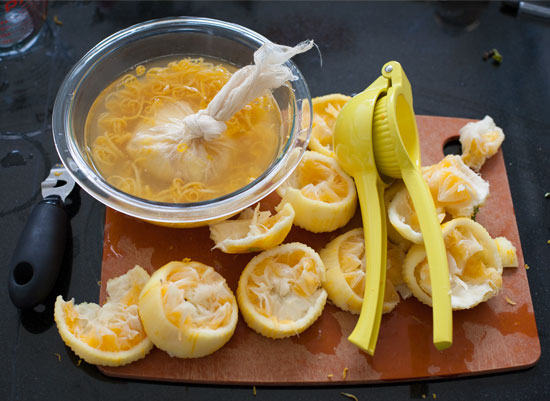 How-To Make Lemon Marmalade Recipe