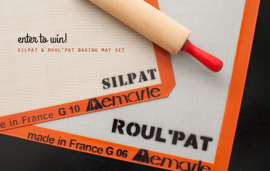 Silpat & Roul'Pat Giveaway