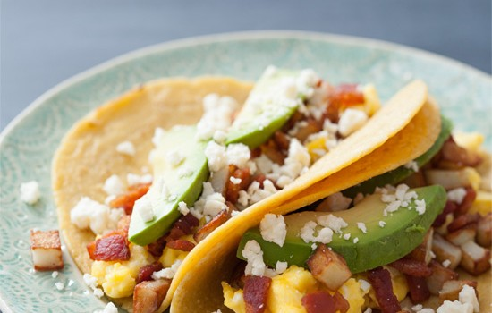 Austin-Inspired Breakfast Tacos