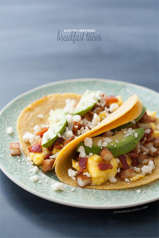 Austin-Inspired Breakfast Tacos