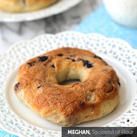 Kitchen Challenge, Bagels: Meghan