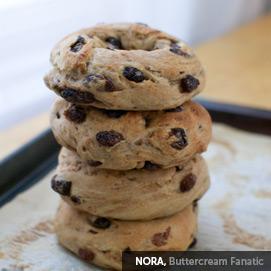 Kitchen Challenge, Bagels: Nora