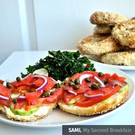 Kitchen Challenge, Bagels: Sami