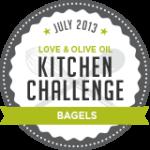 July Kitchen Challenge - Bagels
