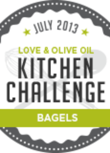 July Kitchen Challenge - Bagels