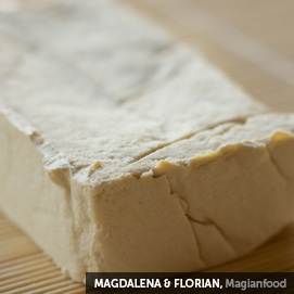 August Kitchen Challenge, Tofu - Magdalena