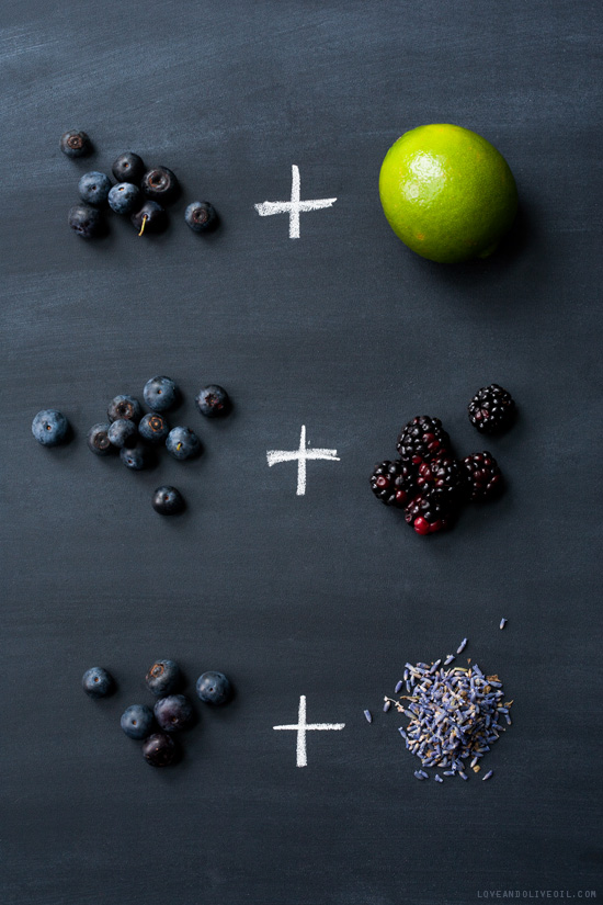 Blueberry Jam 3 Ways