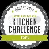 August Kitchen Challenge - Tofu