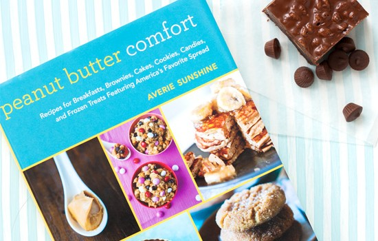 Giveaway: Peanut Butter Comfort by Averie Sunshine