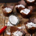 Buttermilk Chocolate Chip Crumb Cupcakes