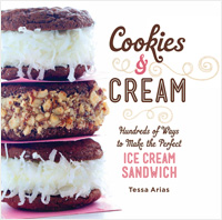 Cookies and Cream Cookbook by Tessa Arias