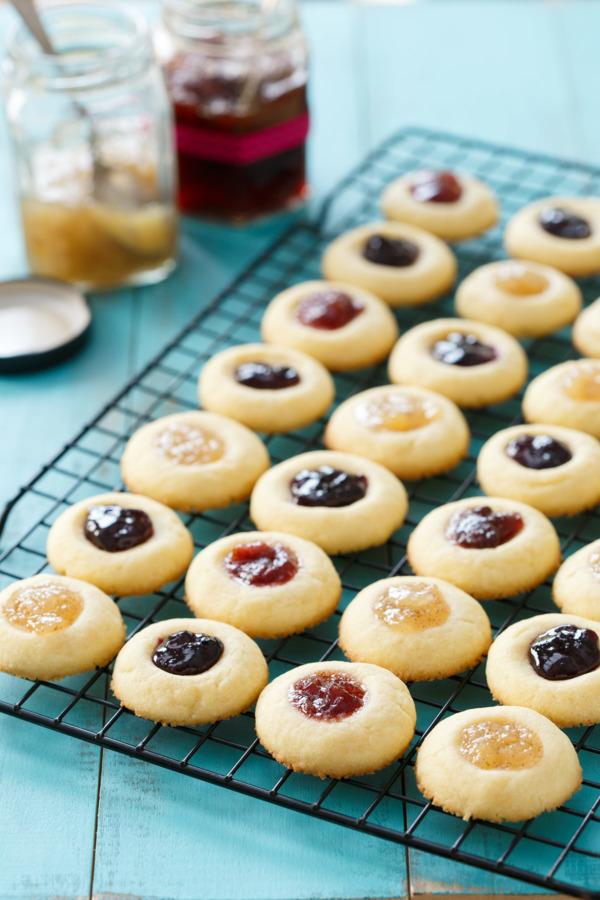 recipe: thumbprint cookies recipes [6]
