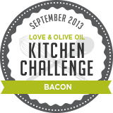 September Kitchen Challenge - Bacon