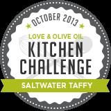 October Kitchen Challenge - Saltwater Taffy