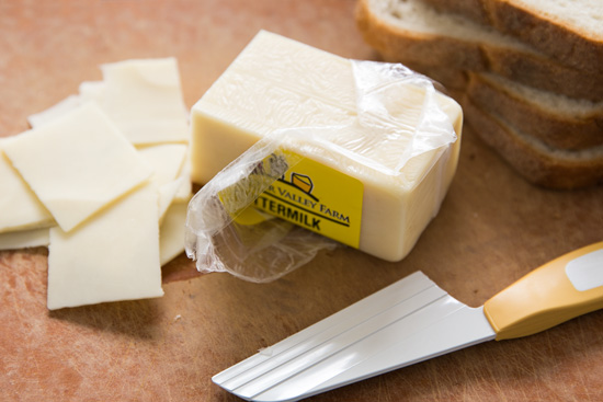 Sweet Valley Farm Buttermilk Cheddar