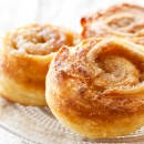 Marzipan & Orange Blossom Morning Buns