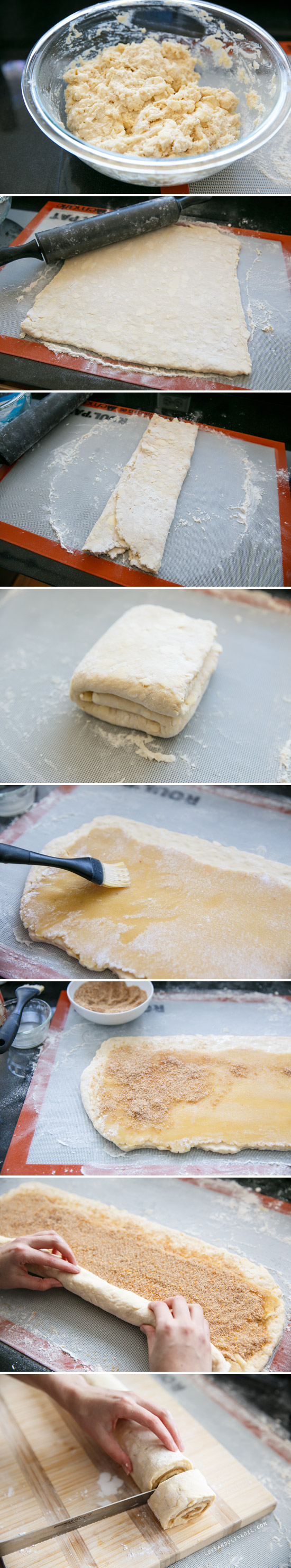 Homemade Morning Buns with Quick Processor Pastry Dough