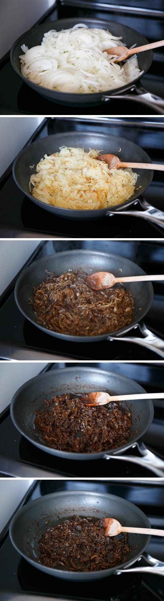 Balsamic Rosemary Onion Jam