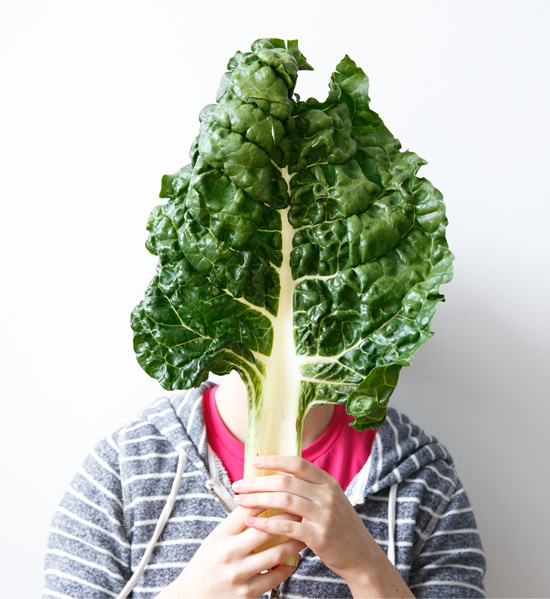 Gigantic Swiss Chard
