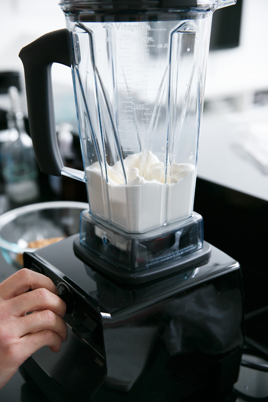 How-to Make Whipped Cream with a Vitamix