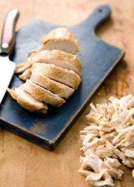 Kitchen Basics: Oven-Roasted Chicken Breasts