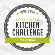 June Kitchen Challenge: Marzipan