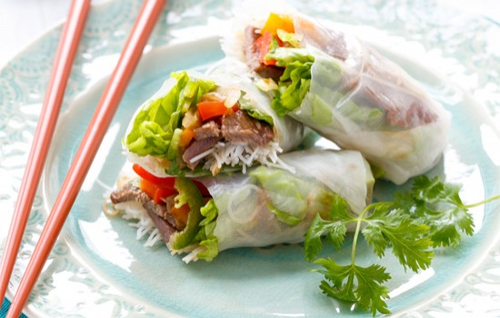 grocery store pork vietnamese fajitas be sure to cook the beef in viet ...
