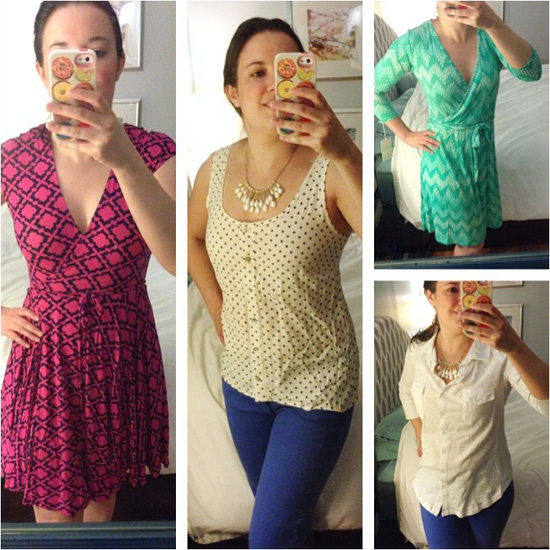 Stitch Fix Review - June 2014