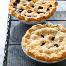 Fresh Blueberry Pie