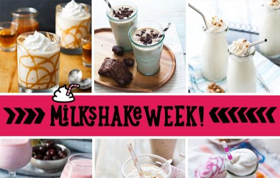 Official #MilkshakeWeek 2014