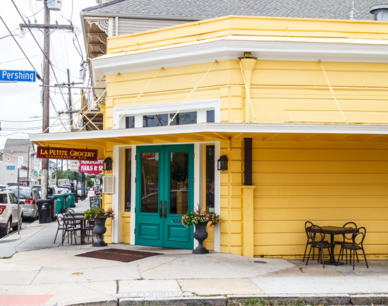 La Petite Grocery in New Orleans