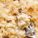 Five Cheese Skillet Mac and Cheese