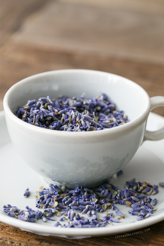 Dried Culinary-grade Lavender Flowers