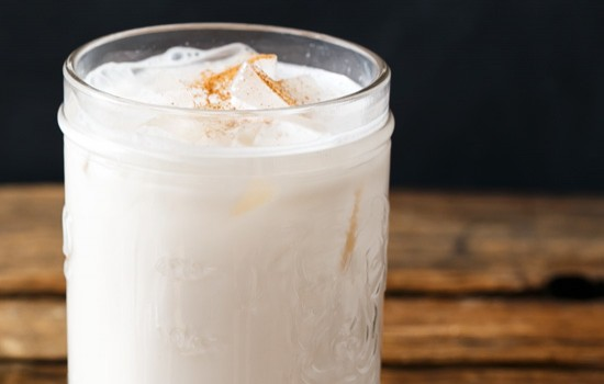 Homemade Horchata from www.loveandoliveoil.com