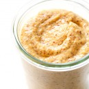 Homemade Peach Mustard from www.loveandoliveoil.com