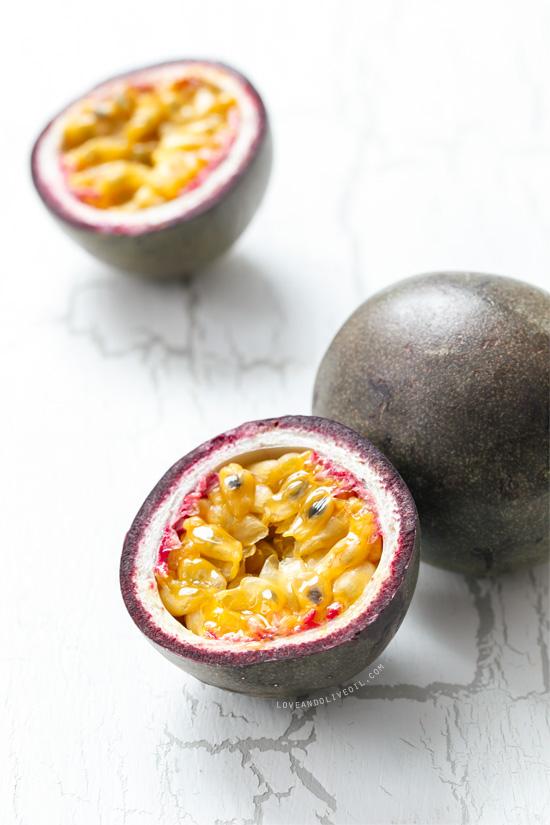 Fresh Passionfruit