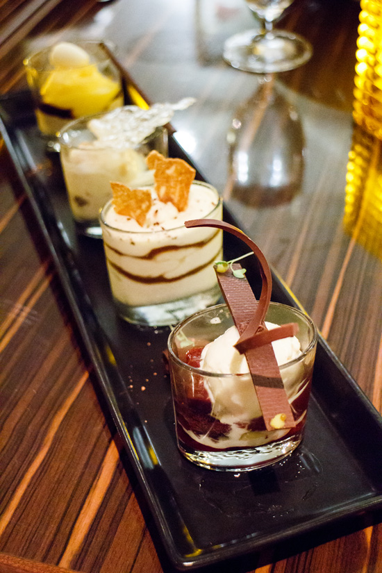 Carnival Foodie Cruise - Chocolate Sampler @ Fahrenheit 555 Steakhouse